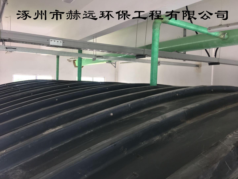 浙江嘉兴废气收集排放项目