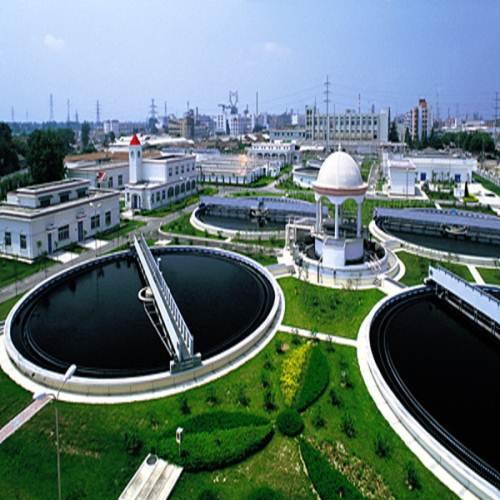 市政污水处理领域